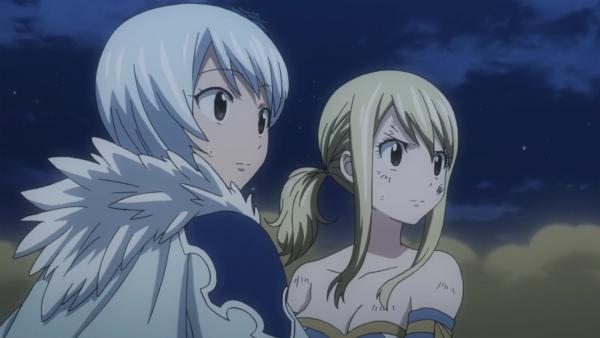 Lucy Heartfilia & Yukino Aguria - Arc Eclipse