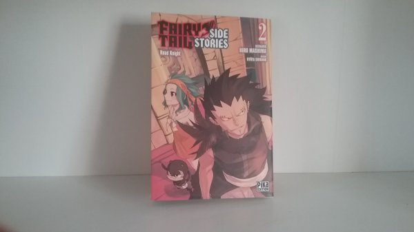 DVD Fairy Tail Collection vol. 5 + Tome Fairy Tail Side Stories 2 - Collection