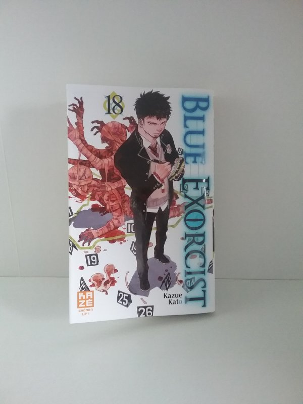 One Piece tome 82 & Ao no Exorcist tome 18 - Collection