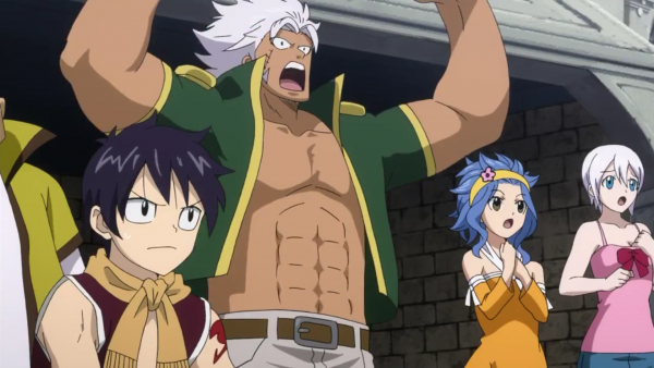Membres de Fairy Tail - Arc Eclipse