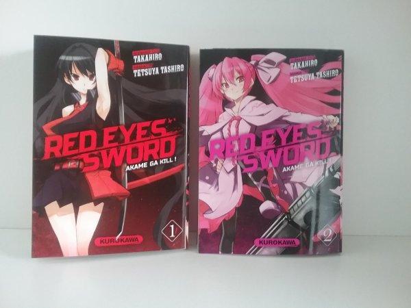 Akame ga kill, tomes 1 à 6 - Collection