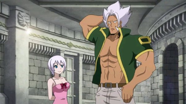 Elfman, Mirajane & Lisanna Strauss - Arc Eclipse