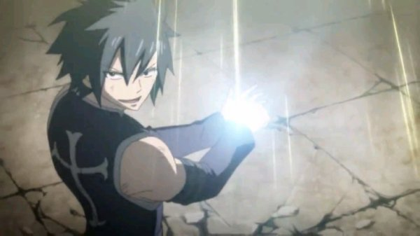 Grey Fullbuster - Arc Eclipse