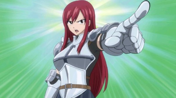 Erza Scarlet - Arc Eclipse