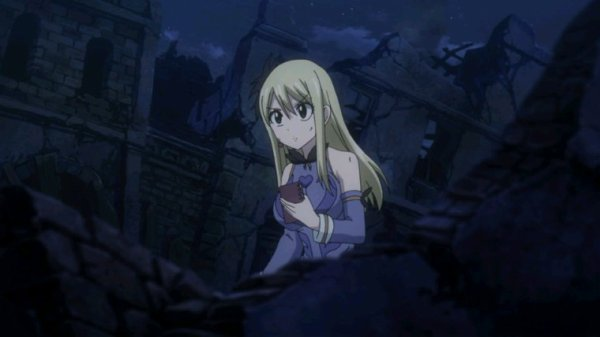 Lucy Heartfilia - Arc Eclipse