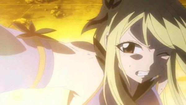 Lucy Heartfilia - Arc Eclipse