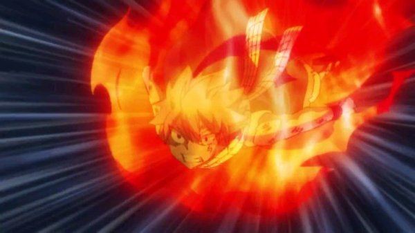 Natsu Dragnir - Arc Eclipse