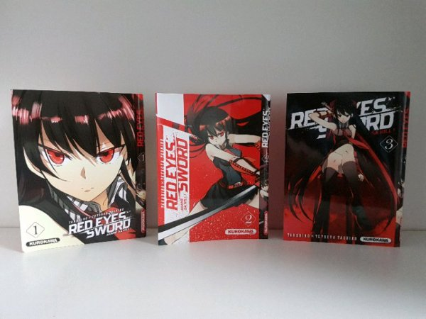 Dvd de Akame ga Kill + databooks & 3 jaquettes collector - Collection