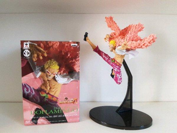 Doflamingo & Tashigi - Sculture Art saison 6