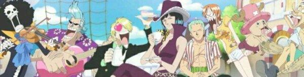 Equipage au Chapeau de Paille (Souvenirs de Luffy) - Arc Amazon Lily