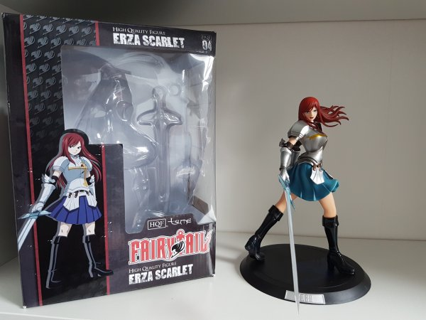Erza Scarlet, HQF by Tsume - Collection