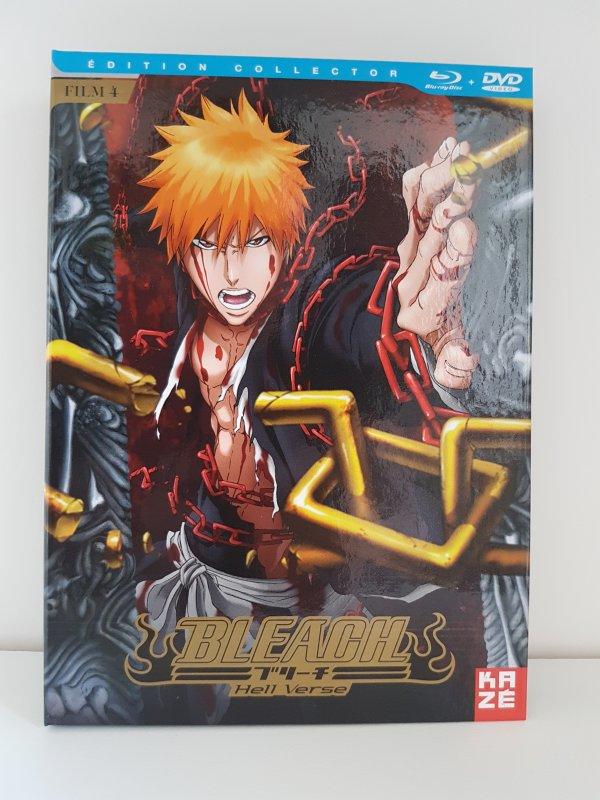 Bleach 13 Blades + DVD / Blu-ray film 4 - Collection Bleach