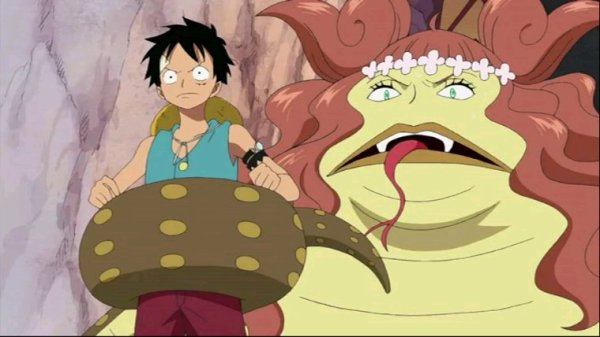 Luffy + Marigold & Sandersonia (+ Margaret) - Arc Amazon Lily