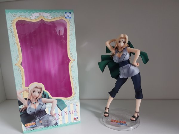 Roronoa Zoro (King of Artist), Portgas D. Ace (Model Story) & Tsunade (Megahouse GALS) - Collection
