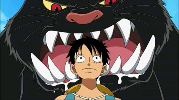 Monkey D. Luffy - Arc Amazon Lily