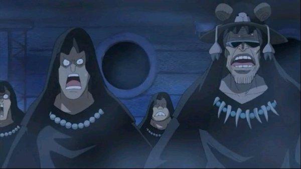 Habitants de Harahettania (Namakura) & Brook - Arc Retour sur l'équipage (1)