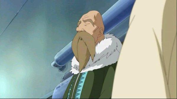 Kitton, son Grand-père & Taroimo - Arc Retour sur l'équipage (1)
