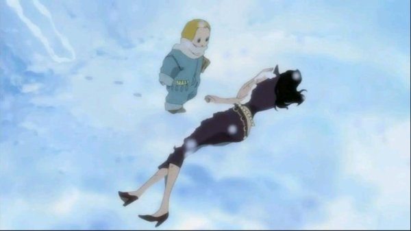 Nico Robin & Soran - Arc Retour sur l'équipage (1)