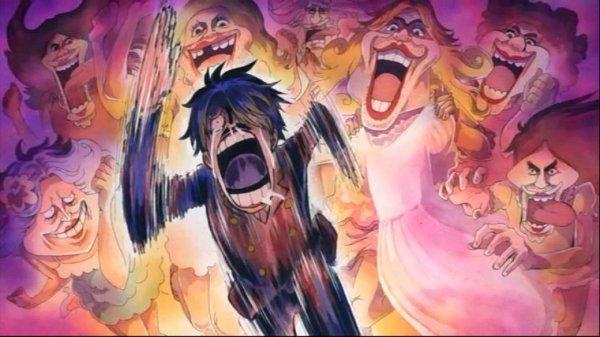 Tibany (ou Elizabeth) + Okamas & Sanji - Arc Retour sur l'équipage (1)