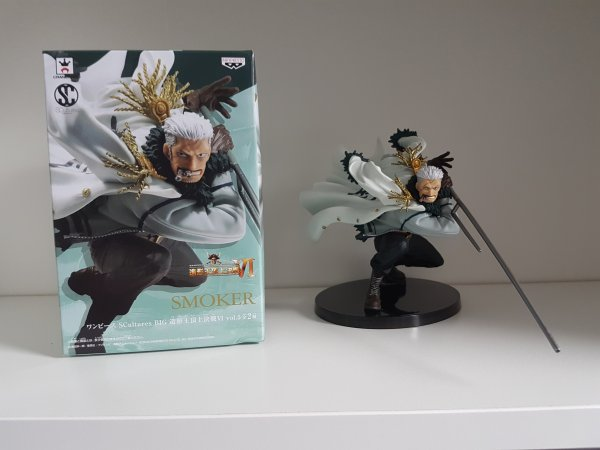 Smoker & Marco - Sculture Art, saison 6 (vol. 5 & 6)