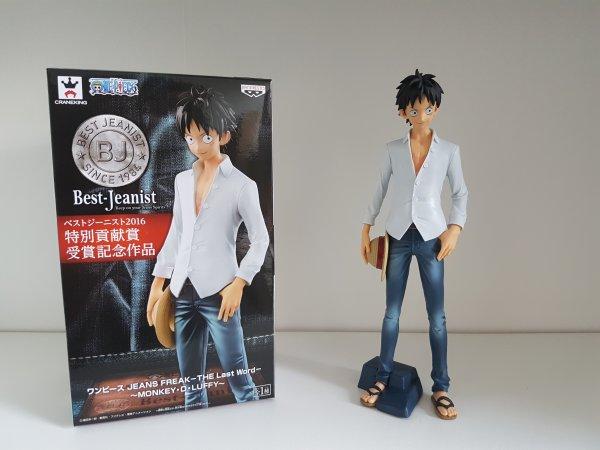 Luffy, Law & Hancock - Jeans Freak Last Word