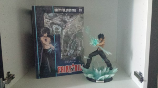Grey Fullbuster - HQF Tsume