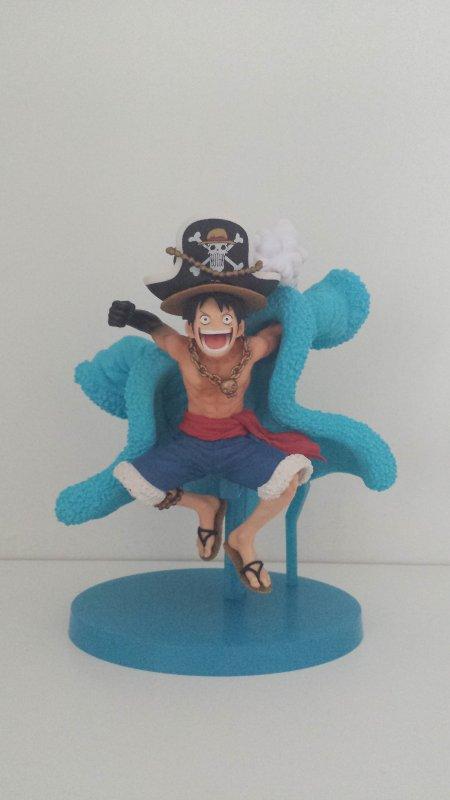 Luffy, Chopper & Robin - Ichiban Kuji 20th anniversary