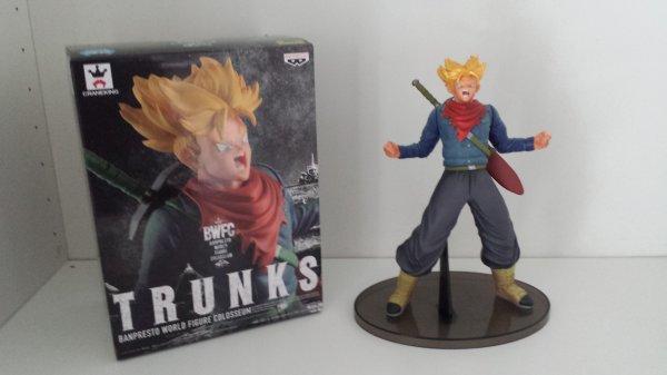 Trunks (vol. 6) & Son Goku (vol. 5) - BWFC