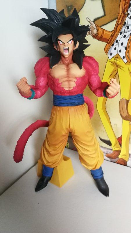Charlotte Katakuri (King Of Artist), Son Gohan (Grandista) & Son Goku SSJ4 (Super Master Star Piece)