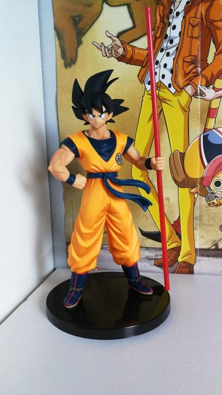 King of Artist de Chopper + The 20th film - Limited, Son Goku