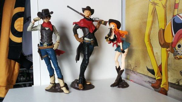 One Piece Treasure Cruise World Journey - Luffy, Zoro & Nami
