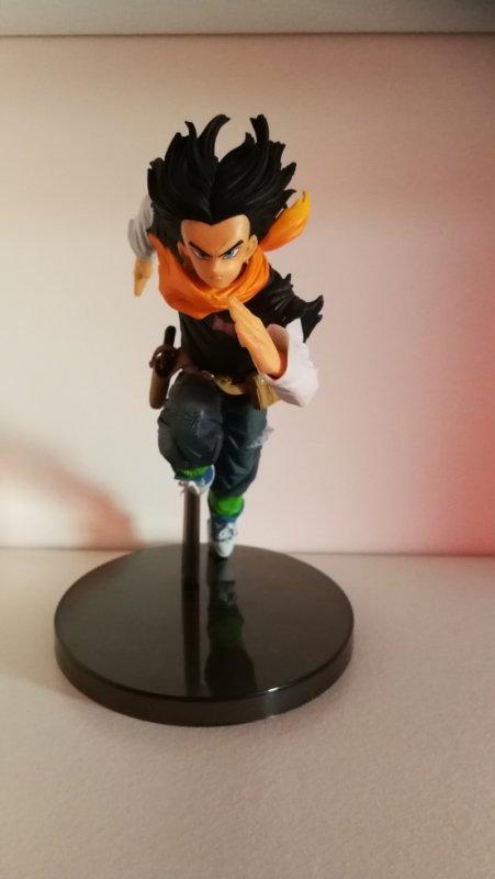 Gogeta (Grandista), C17 (BWFC vol. 3 saison 2) & Son Goku SSG (FES)