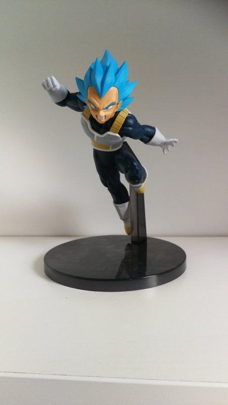 Son Goku, Vegeta & Broly - Ultimate Soldiers