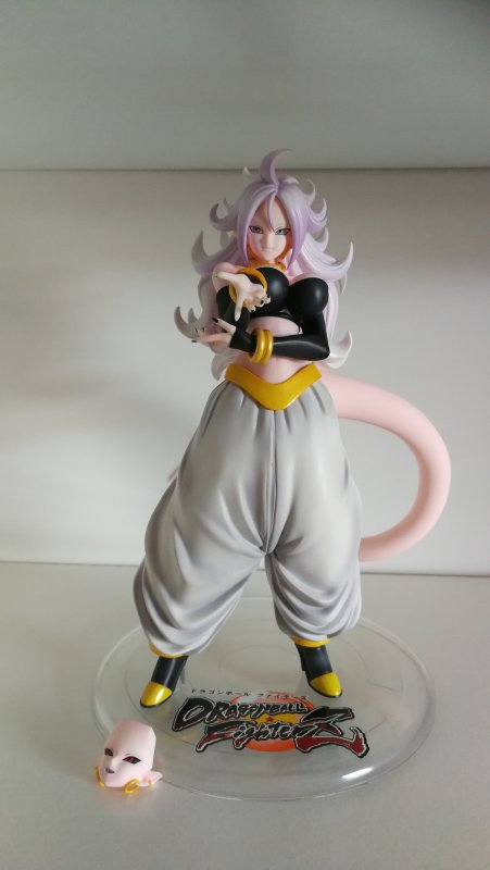 GALS Android 21 (Henshin vers.) - Android 21 (version transformée) issue du jeu Dragon Ball FighterZ