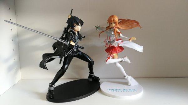 Kirito & Asuna - SAO
