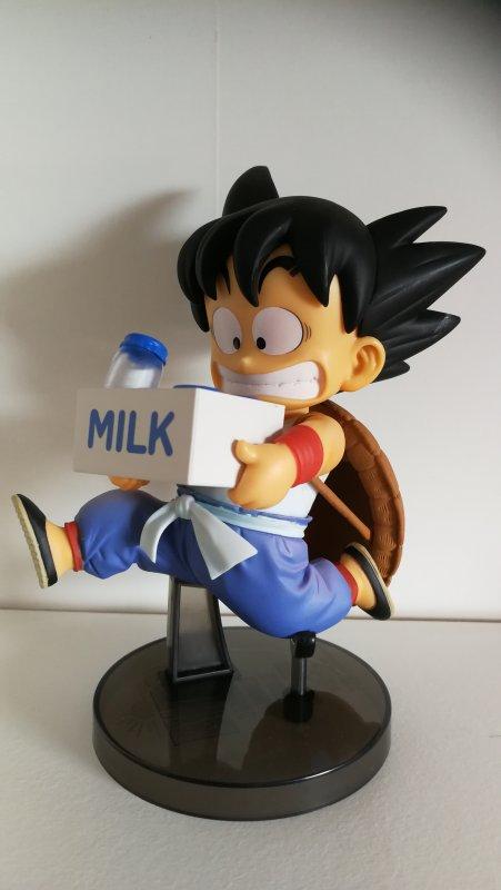 BWFC saison 2 Dragon Ball - Son Goku (vol. 7) & Mirai Trunks (vol. 8)
