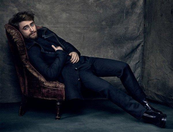 Daniel Radcliffe : ''J'ai peu de contacts avec Emma Watson et Rupert Grint''