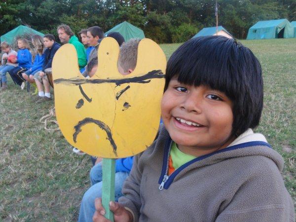 Camp des hayettes 2011