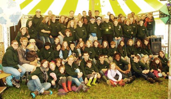 Camp des Hayettes 2012