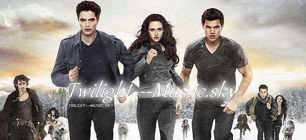 The Twilight Saga : Une Histoire d'amour pas comme les autres...