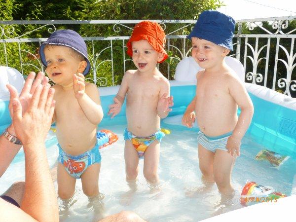14 juillet 2013 : Inauguration de la piscine