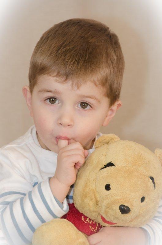 18 janvier 2014 : Léo 3 ans
