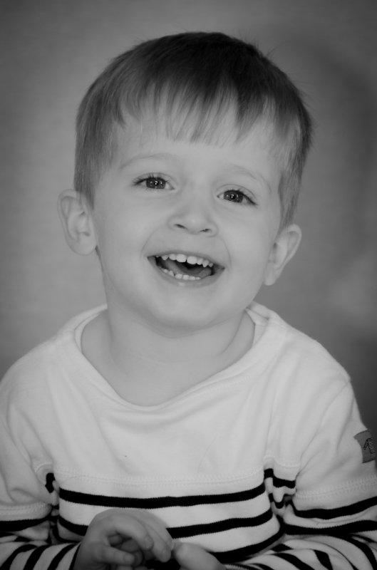 18 janvier 2014 : Alex 3 ans