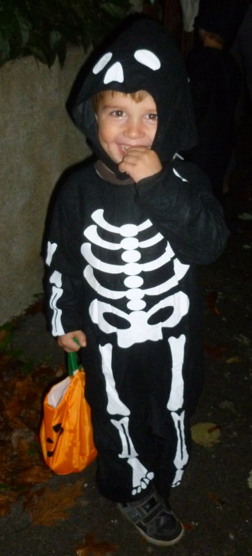 31 octobre 2014 : Haloween