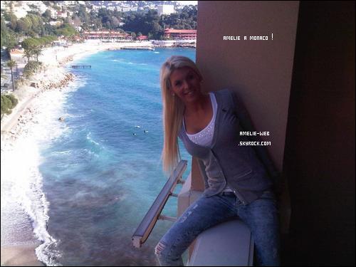 Amelie en vacance en Marok (seul a se qu'on voit la)