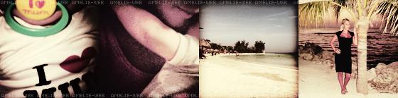Nouvelle photo d'amélie avec son fils Hugo + photo d'hugo dans les anges