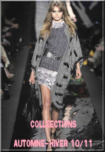 COLLECTION AUTOMNE HIVER 2010 - 2011