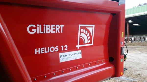 Epandeur Gilibert Helios 12