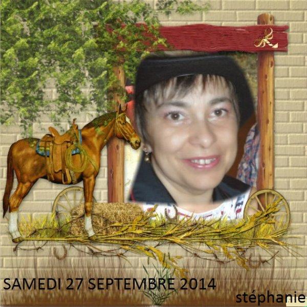 BONJOUR AMIS ET AMIES DE LA COUNTRY .