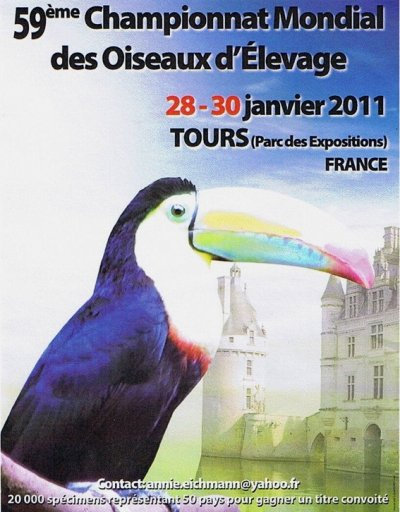Championnats d'ornithologie 2010